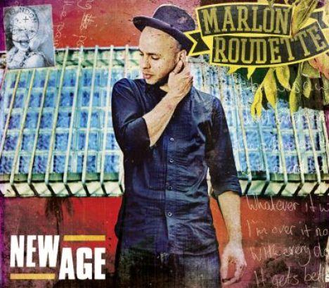"""Marlon Roudette beendet mit Album """"Matter Fixed"""" eine lange Suche - Musik News"""
