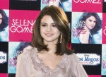 """Selena Gomez Promotes """"A Year Without Rain"""" Album and """"Wizards of Waverly Place"""" TV Series in Madrid on October 18, 2010"""