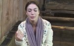"Tessa Bergmeier leidet Hunger bei ""Die Alm 2011"""