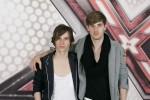X Factor 2011: Markus Höhn versucht es mit Popstar Niklas Dennin