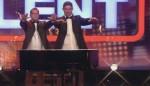 Das Supertalent 2011: Ingo Frasch und Stefan Häusler und die Penis Show!