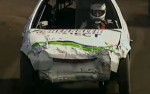 "1. Lauf 3000 ccm bei der ""TV Total Stock Car Crash Challenge 2011"" - TV News"