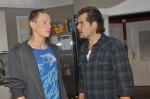 Vince (Vincent Krüger, li.) fühlt sich von Leon (Daniel Fehlow) unverstanden