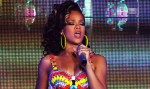 Rihanna in Concert at the Liverpool Arena in Liverpool - October 7, 2011
