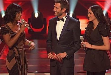 X Factor 2011: Raffaela Wais und Kelly Rowland begeistern die Zuschauer - TV