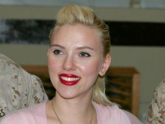 Scarlett Johansson macht sich für Wiederwahl von Obama stark - Promi Klatsch und Tratsch