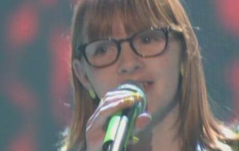 Das Supertalent 2011: Marlene Wenzig als Blumenkind - TV
