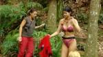 Dschungelcamp 2012: Micaela Schäfer und ihre Nippel! - TV