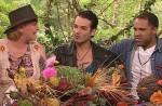 Dschungelcamp 2012: Daniel Lopez hat nichts zu sagen und Ramona Leiß fand alles toll!