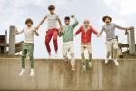 One Direction: Louis Tomlinson, Harry Styles, Niall Horan, Zayn Malik und Liam Payne nach Unfall unverletzt