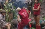 Dschungelcamp 2012: Brigitte Nielsen tanzt wie auf Koks! - TV