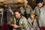 Dschungelcamp 2012: Christkindelmarkt für Ramona Leiß und Vincent Raven! - TV
