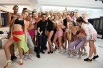 Das perfekte Model: Der erste Catwalk war ein Erfolg! - TV