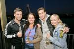 Das perfekte Promi Dinner: Jörg Rohde, Igor Dolgatschew, Ania Niedieck und Ulrike Röseberg