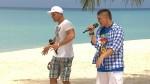 DSDS 2012: Schwierigkeiten bei Dennis Richter und Robin Lau mit dem neuen Song - TV