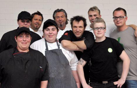 """Die Kochprofis: Das Restaurant """"Big Bowl"""" in Mechernich - TV"""