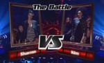 The Voice of Germany: Kim Sanders gewinnt gegen Sharron Levy im Battle