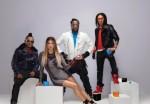 Black Eyed Peas-Star Fergie genießt Tourfreie Zeit