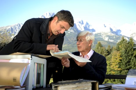 Der Bergdoktor: Bis zum Schluss - TV
