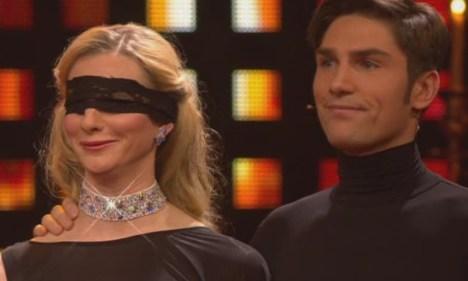 Let's Dance 2012: Joana Zimmer und Christian Polanc tanzen beide blind! - TV News