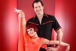 Let's Dance 2012: Lars Riedel ist dann doch etwas groß! - TV News