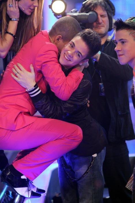 DSDS 2012: Luca Hänni und Jesse Ritch im Liebesglück! - TV News