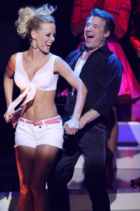 Let's Dance 2012: Patrick Lindner und Isabel Edvardsson verhauen ihren Auftritt! - TV News