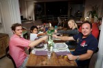 Das perfekte Promi Dinner: Tim Toupet, Christine Kaufmann, Jörn Schlönvoigt und Nina Kristin Fiutak - TV News