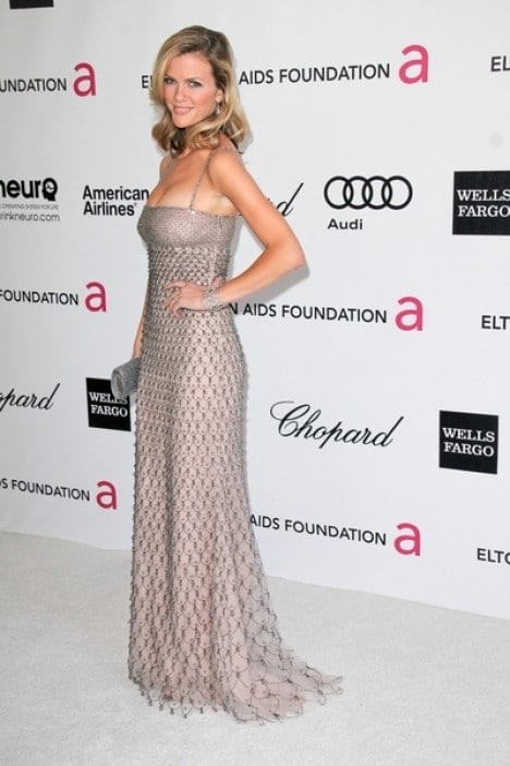 Brooklyn Decker - 20th Annual Elton John AIDS Foundation Academy Awards Viewing Party