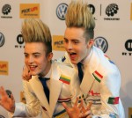 "Jedward: Wilde Jungs mit heissem Album ""Young Love"" - Musik News"