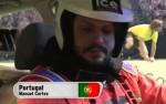 Autoball EM 2012: Christian Clerici siegt knapp gegen Manuel Cortez