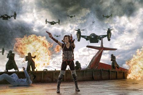 """""""Resident Evil: Retribution"""": Tailer und Inhalt zum Kinosstart - Kino"""