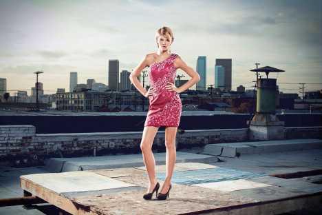 GNTM 2012: Luisa Hartema will es im Finale wissen! - TV News