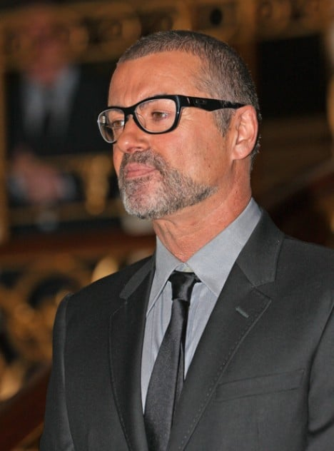 George Michael Press Conference