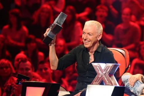 X Factor 2012: Zu viel Harmonie in der Jury? - TV
