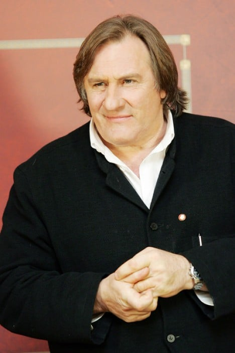 """Gerard Depardieu - """"Asterix alle Olimpiadi"""" (""""Asterix at the Olympic Games"""") Rome Photocall"""