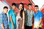 """X Factor 2012: Die """"Swing Kids"""" rocken den Saal! - TV"""