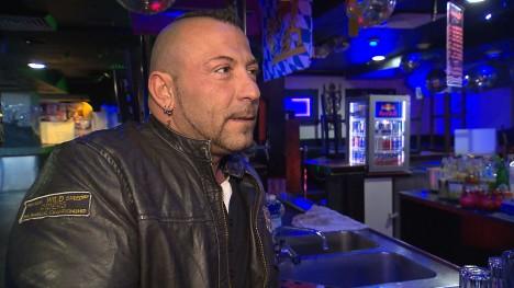 Fabrizio bei Berlin Tag und Nacht