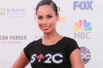 "Alicia Keys - 2012 ""Stand Up To Cancer"" Fundraising Event"