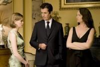 Natalie (li: Hilary Connell), Martin (Mi: Rupert Everett) und Rebecca Kendall (re: Natalia Wörner)