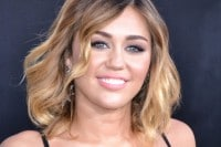 """Miley Cyrus - """"The Hunger Games"""" Los Angeles Premiere"""