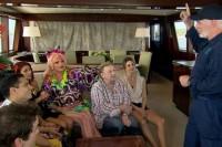 Dschungelcamp 2013: Olivia Jones, Iris Klein, Claudelle Deckert, Fiona Erdmann, Silva Gonzalez und Helmut Berger ziehen verfrüht ein! - TV