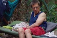Dschungelcamp 2013: Arno Funke steht verdammt früh auf!
