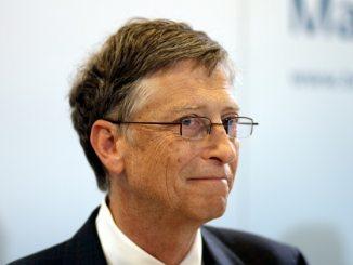 Bill Gates fordert mehr deutsche Verantwortung - Promi Klatsch und Tratsch