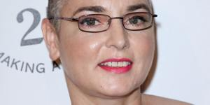 Sinead O`Connor: Tattoo aus Gesicht enfernt