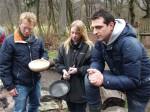 """""""Die Küchenchefs"""" in der Gaststätte """"TSG Münster"""" in Münster - TV News"""