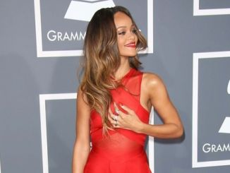 Rihanna - 55th Annual GRAMMY Awards