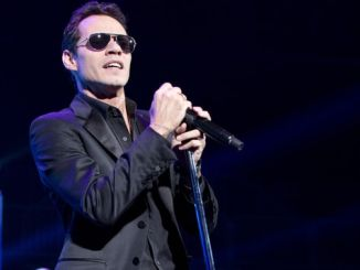 Marc Anthony with Tito El Bambino in Concert at the Barclay Center in Brooklyn