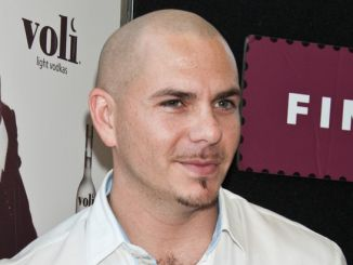 Pitbull - Pitbull Voli Light Vodkas Bottle Signing at PA Wine & Spirits Store