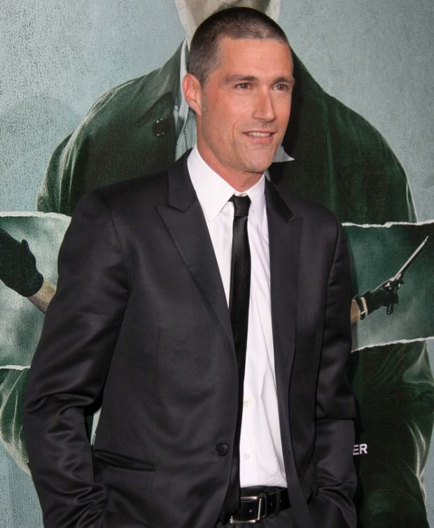 "Matthew Fox - ""Alex Cross"" Los Angeles Premiere"
